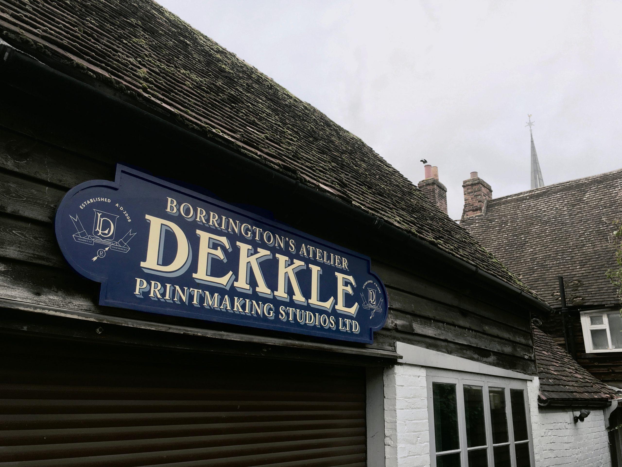 Dekkle Printmaker